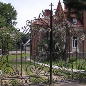 26 Ворота кованные ksd.ck.ua